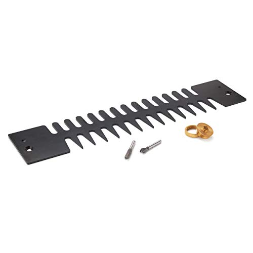 WoodRiver Fixed Through Dovetail Template for 12-1/2-Inch WoodRiver Dovetail Jig