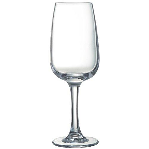 Chef & Sommelier DP099 Lot de 6 verres à liqueur pour port de Cabernet ou Sherry 150 mm de hauteur x 54 mm de diamètre