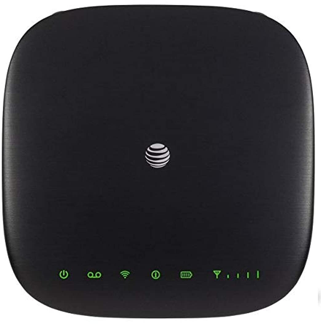 ZTE Home Wireless WiFi 4G LTE Phone and Internet Device Router Base (AT&T Unlocked)