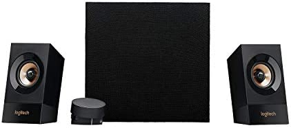 Logitech Z533 2 1 Multimedia Speaker System with Subwoofer Powerful Sound 120 Watts Peak Power product image
