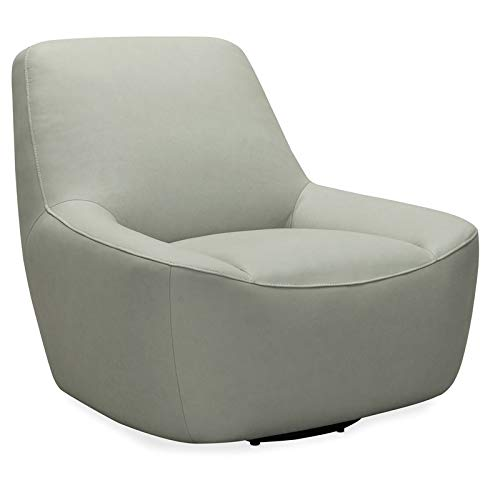 Hooker Furniture Maneuver Leather Swivel Chair