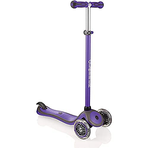 Globber 3 Wheel Adjustable Height Scooter