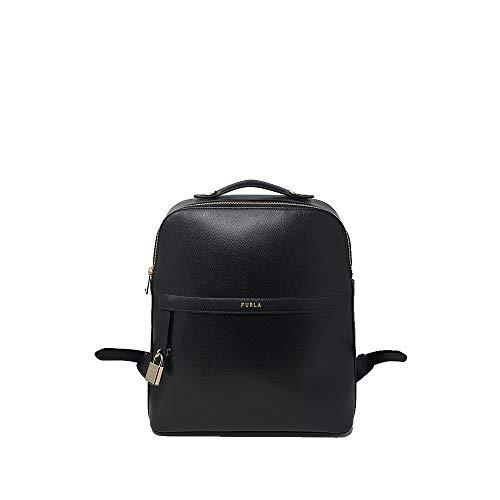 FURLA FURLA Piper M Backpack OneSize, schwarz