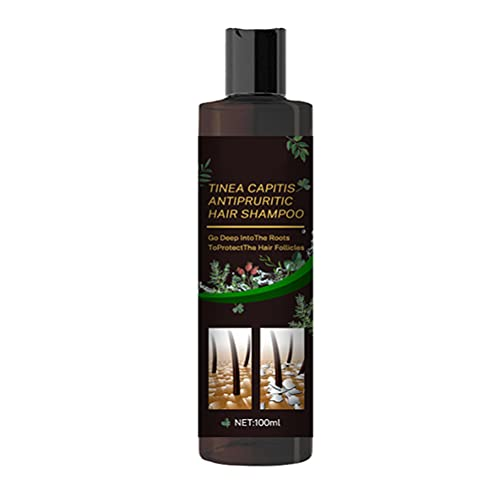 1 Pièce Shampoing Antipelliculaire Shampoing...