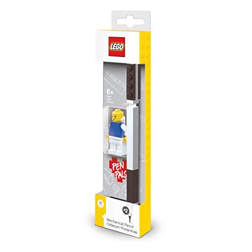 Lego - Set de portaminas con Mini Figura