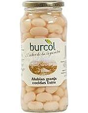 ALUBIAS PINTAS BURCOL TARRO 1 KG (10 TARROS)