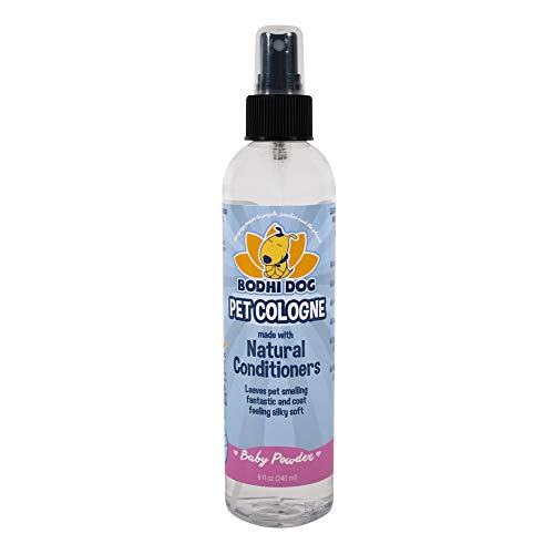 Bodhi Dog Natural Pet Cologne | Premium Scented Perfume Body Spray for Dogs and Cats | Clean and Fresh Scent | Natural Conditioning Qualities | Made in USA