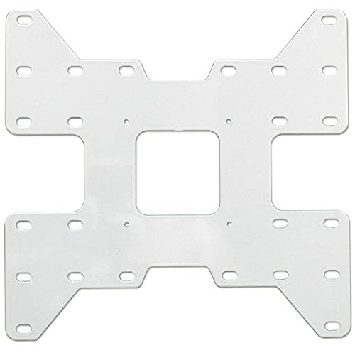 DRALL INSTRUMENTS Placa adaptadora Vesa para Soporte de Monitor Extensión de VESA 100, 200 a VESA 300 x 300 Modelo: AD3W