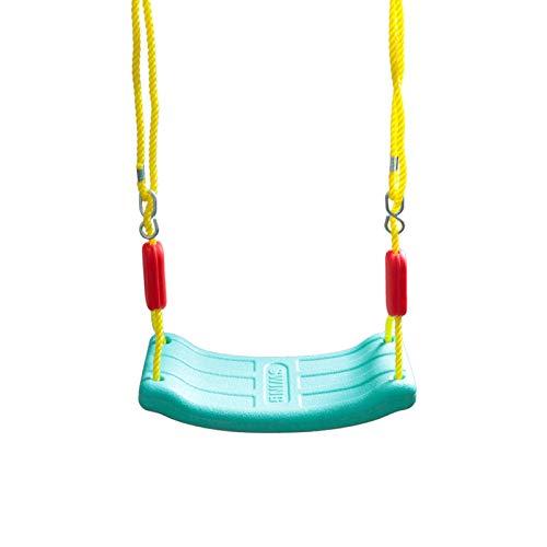 Azules Niños al Aire Libre Interior jardín de plástico para Juguetes de Asiento para niños LOL Accesorios con Juguetes de Cuerda Ajustables para niños Deporte Divertido 14.1