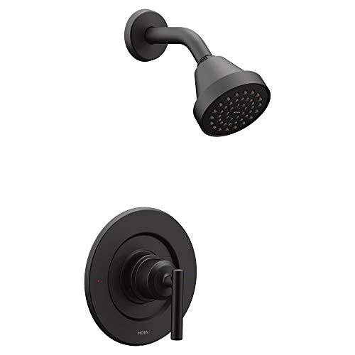 Our #5 Pick is the Moen T2902EPBL Gibson Posi-Temp Pressure Balancing Shower Faucet