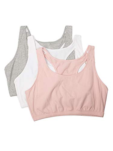Fruit of the Loom Womens Built Up Tank Style Sports Bra