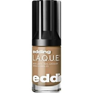 Edding Make-up Nägel L.A.Q.U.E. Nr. 179 Calm Caramel 8 ml