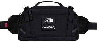 """Supreme®/The North Face® Expedition Waist Bag""""Black"""" 18FW (シュプリーム/ノースフェイス エクスペディション ウエスト バッグ""""ブラック"""" 18FW) [国内正規品] (Black)"""