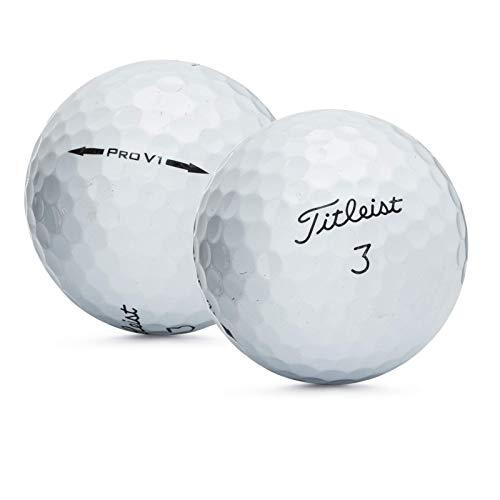 24 Titleist Pro V1 Mint AAAAA Used Golf Balls - Like New Condition