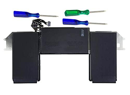CYDZ® A1965 Bateria de laptop A1932 A2179 para Apple MacBook Air 13 inch Version 2018-2020 compatible con MVFJ2xx/A MVFK2xx/A MVFL2xx/A MVFM2xx/A MVFN2xx/A MVH42xx/A MWTJ2xx/A 11.4V 49.9Wh
