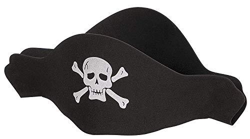 Pirate Hat Made of Foam (gorro/ sombrero)