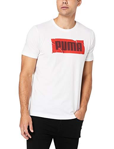 Puma 854072 Jersey Hombre Blanco S