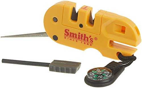 Smith's - S-50364 50364 Pocket Pal X2 Sharpener & Outdoors...