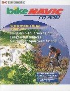 Dachstein-Tauern-Region, Lungau/Katschberg, Salzburger Sportwelt Amade, 1 CD-ROM42 Mountainbike-Touren in Österreich. Für Windows ab 3.1 und MacOs ab 7.1. 1323 Kilometer, 33827 Höhenmeter