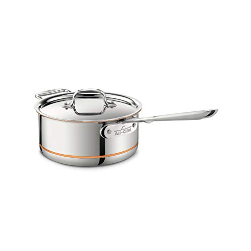 All-Clad 6203 SS Copper Core 5-Ply Bonded Dishwasher Safe...