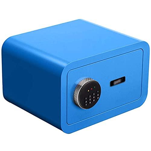Cajas fuertes de armario, caja fuerte con contraseña para el hogar pequeño, cerradura de seguridad para documentos de oficina, caja fuerte electrónica empotrada en la pared, con llave de emergencia