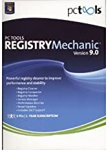 PC Tools Registry Mechanic Version 9.0, 1 Year Subscription for up to 3 PCs