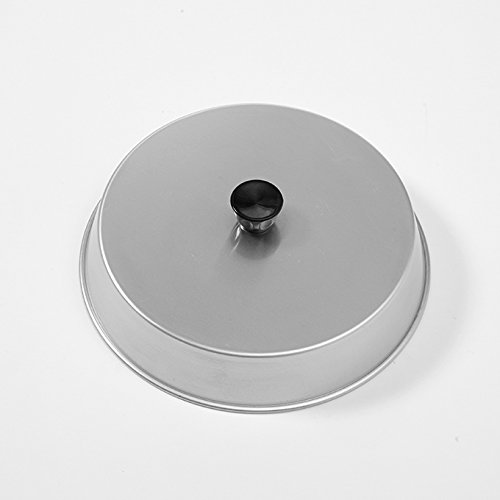 American Metalcraft BA1040A Round Aluminum Basting Cover & Melting Dome, 10-Inch