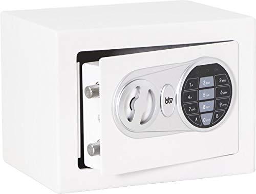 btv Caja Fuerte Minibank Blanca