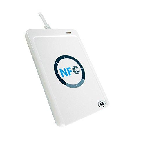 Lector Nfc marca ACS RFID Smart card reader