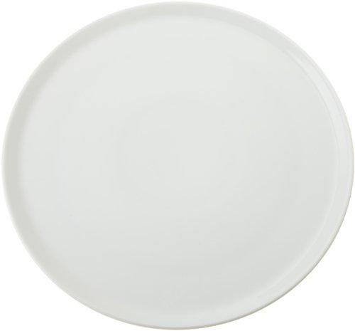 Tognana Cinzia Assiette à Pizza Blanc 36 cm