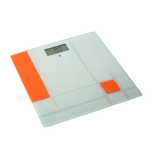 Bascula Digital Personal ELDOM GWO230 Hasta 150 kg Naranja