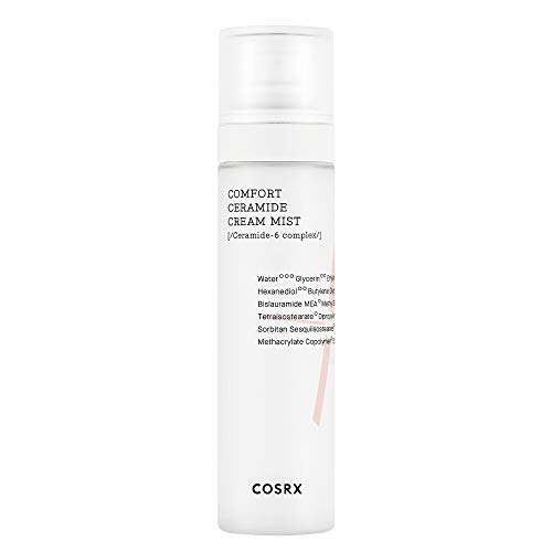COSRX Comfort Ceramide Cream Mist   Ceramide-6 Complex   Korean Skin Care, Hydrating, Moisturizing