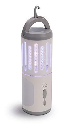 Mostrap MIB11 Elimina Insectos, lámpara y Linterna, Blanco