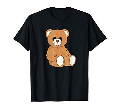 Süßer Teddybär I Kuscheltier I Bären Plüschtier T-Shirt