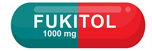2 Pack- Fukitol Stickers Funny Prescription Pill - 4 inch Size for Laptop Water Bottle car Phone etc