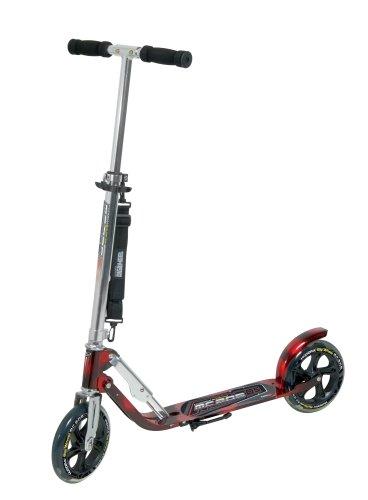 Hudora Big Wheel 205 laserrot 205 Rollen