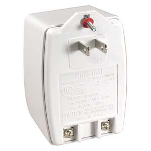 InstallerParts 16.5V 40VA Resettable Power Transformer UL