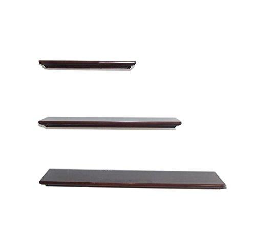 2/x Supports de fixation invisible pour /étag/ère flottante support mural escamotable support /Ø 10/x 145/mm/ /Prend en charge jusqu/à 25/kg