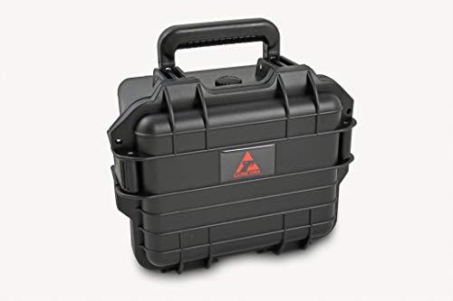 GunCore Munitionskoffer Koffer wasserdicht ML Druckausgleichsventil Waffenkoffer Pistolenkoffer
