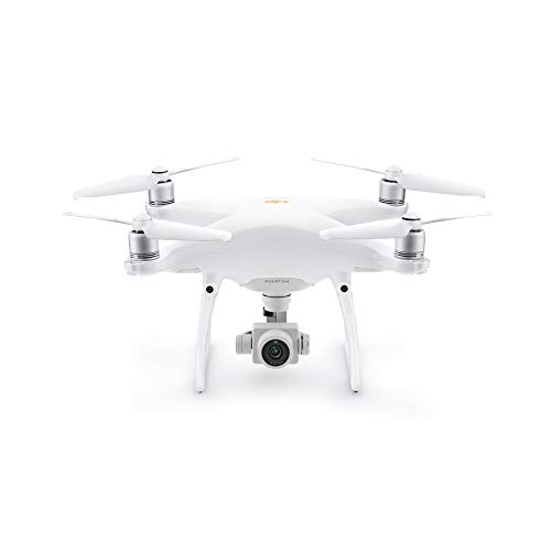 L'un des meilleurs drones pour la pêche - le DJI Phantom 4 Pro