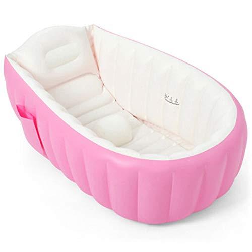 Dfhdrtj - Bañera infantil portátil inflable para niños PK.