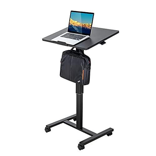 PULUOMIS Escritorio portátil para ordenador portátil, plegable, 70 cm – 110 cm, altura...