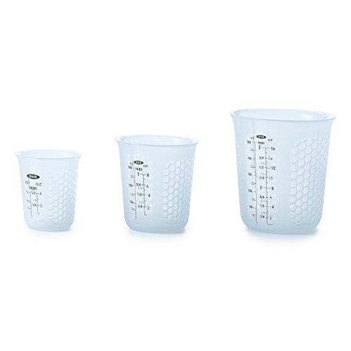 OXO Silicone Measuring Cup Set
