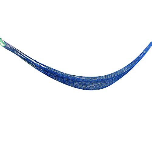 shiftX4 Hamaca de nailon para colgar una sola cama para dormir, para viajes, senderismo, jardín, dormir, columpio portátil para senderismo