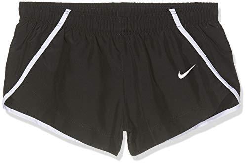 Nike G NK Dry Sprinter Short, Shorts Bambina, Black/Black/White/White, L