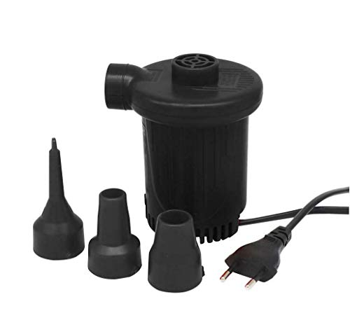SILVANO Inflador Eléctrico de 220 V y 150 W de Potencia -...