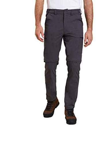 Mountain Warehouse Trek Emigre los Pantalones Convertibles d