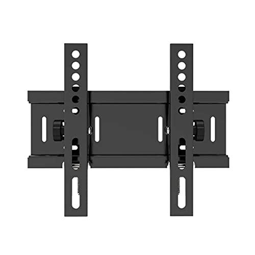 Equipo para el hogar Soporte para TV El robusto soporte para TV LCD es adecuado para televisores de 14 32 pulgadas Soporte de pared universal para el hogar El ángulo del soporte para TV es ajustabl