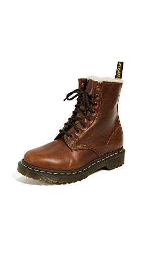 Dr. Martens 23912243 1460 Serena Orleans - Damen Schuhe Stiefel - Butterscotch, Größe:38 EU