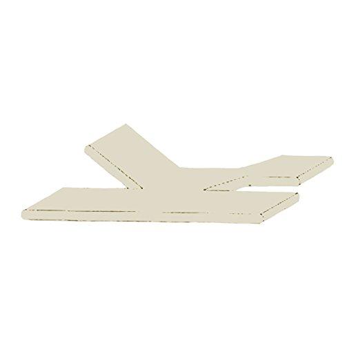 Dormisette Split Topper Spannbettlaken doppelter Einschnitt Duo Boxspring Bett 180-200 x 200-220 cm 0071 Sand